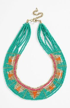 Summery Necklace - Geometric Necklace