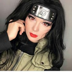 Great selection of Naruto and other Anime merchandise at affordable prices! Over 200 Anime related items: cosplay costumes, clothes, accessories and action . Kawaii Cosplay, Cosplay Anime, Naruto Cosplay, Uraraka Cosplay, Naruto Costumes, Easy Cosplay, Cute Cosplay, Cosplay Makeup, Amazing Cosplay