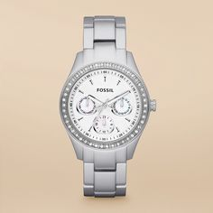 Stella Boyfriend Aluminum Watch