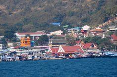 KUUNSÄTEESSÄ: Päivä Koh Sichang saarella