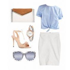 Top 3 odevne kombinacije sa belim teksasom