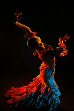 Spain has many cultural values. One of which is dancing, specifically the Flamenco Dance. Flamenco is a dance around 200 years old, with typically guitar music. Flamenco dance revolves around rhythm and civilized footwork and grace from the upper part of the body. Flamenco is typically danced by women alone, although sometimes with couples.