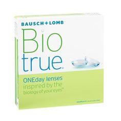 """""""Habe schon diverse Tageslinsen ausprobiert. Bisher sind Biotrue ONEday die Linsen, die für mich den besten Tragekomfort über den gesamten Tag bieten. Das Fremdkörpergefühl lässt bereits nach wenigen Sekunden nach, tagsüber sind die Linsen fast immer vergessen!"""" Kontaktlinsen Biotrue ONEday"""