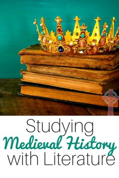 Don't stress about teaching medieval history to your children. By using Beautiful Feet Books, my children devour history, through literature.