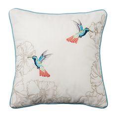 SONOMA Goods for Life™ Hummingbird Throw Pillow