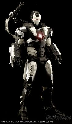 War Machine | Special Edition | 1/6 Scale Collectible | Hot Toys