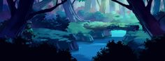 Forest by nmrbk on DeviantArt