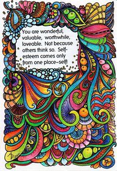 You are wonderful by *Artwyrd on deviantART