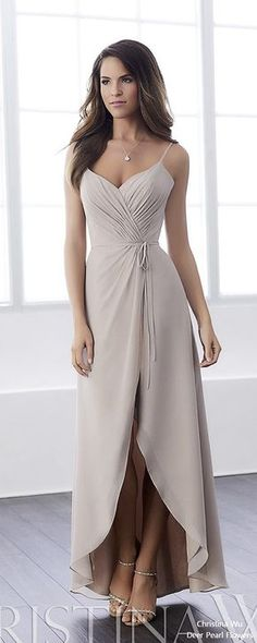 House of Wu Bridesmaid Dresses 2018 / http://www.deerpearlflowers.com/christina-wu-bridesmaid-dresses/2/