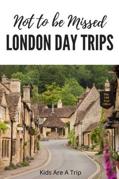 There are so many things to do in London, but what if you want to get out of the city and explore? You're in luck. We've found 20 great London day trips to help plan your itinerary. - Kids Are A Trip Europe Destinations, Europe Travel Tips, European Travel, Travel Uk, Travel England, Travel Abroad, Travel Guides, Day Trips From London, Things To Do In London