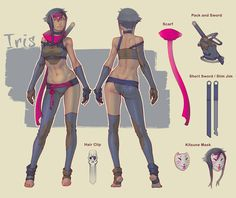 Iris Concept by splatpixel on DeviantArt