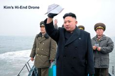 #Kim #KLDR #DPRK #dron