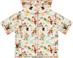 small dreamfactory: Free sewing tutorial and pattern boys shirt