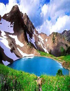 Hidden tourist place in PAKISTAN