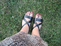 https://flic.kr/p/yAL6yq | I love these new sandals!