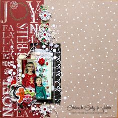 scrapbooking 2017 Layout, Christmas Ornaments, Holiday Decor, Crafts, Home Decor, Manualidades, Decoration Home, Page Layout, Room Decor