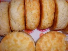 homemade Popeye's biscuits with recipe