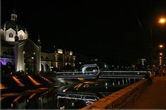 What a beautiful bridge! -Festina Lente