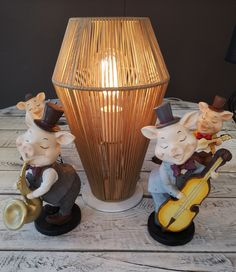 Rope Mesh Table Lamp Brown, €60, Piggy Collection, €19.95 - €23 Find online at Homesquare.ie or instore today!
