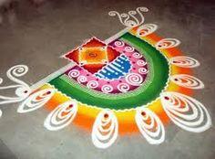 Happy Latest Simple Beautiful Diwali Flowers Rangoli Designs Pattern Images dot Art Video Hd Photos 2018 wallpapers pics pictures for Deepawali how to make Rangoli Ki Design, Rangoli Designs Photos, Indian Rangoli Designs, Rangoli Designs With Dots, Beautiful Rangoli Designs, Diwali Craft, Diwali Rangoli, Happy Diwali Hd Wallpaper, Sanskar Bharti Rangoli Designs