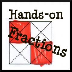 living math--fractions - great hands on ideas for teaching fractions - paper strips and games