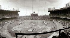 1964 NFL Championship game, Cleveland Municipal Stadium.