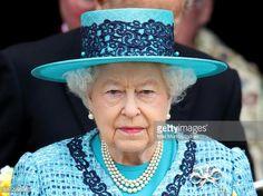 Foto di attualità : Queen Elizabeth II attends the traditional Royal...