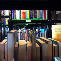 Library @ European business school, Oestrich-Winkel