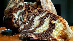 Τι καλύτερο από ένα κέικ χωρίς αυγά και χωρίς μίξερ Muffin, Sweet Recipes, Banana Bread, French Toast, Pie, Breakfast, Desserts, Food, Cakes