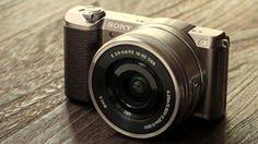 Sony A5100 Mirrorless Camera