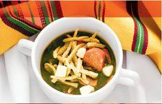 Cocinas y Recetas: Recetas sopas de frijol