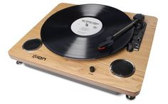 ION Audio Archive LP | Digital Conversion Turntable with Built-In Stereo Speakers and Diamond-Tipped Stylus $60.99