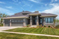 Plan 81636AB: Amazing Prairie Style Home Plan