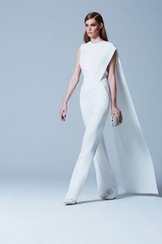 Elie Saab Pre-Fall 2013 - bridal jumpsuit