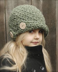 Ravelry: The Bristle Cloche' pattern by Heidi May