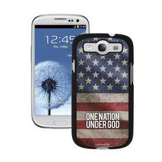 One Nation Under God - Christian Galaxy 3 Cases on SonGear.com