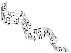 Free Musical Notes Vector | Download Free Vector Art