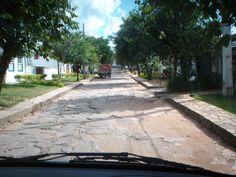 Saindo da cidade de Tiradentes, Minas Gerais    Foto: Pedro Andrade