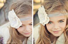 Love.  GroopDealz | Chiffon Ruffle Flower Headband