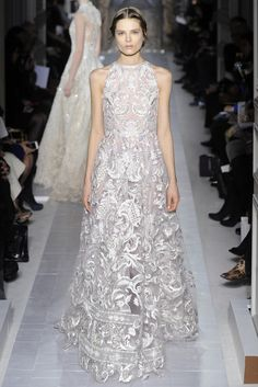 Valentino Spring Couture 2013 - Slideshow - Runway, Fashion Week, Reviews and Slideshows - WWD.com