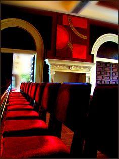 Bar Luna, Boca Raton Resort & Club (Boca Raton, Florida)