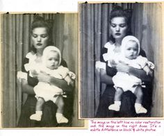Tips for scanning photos and other ephemera