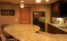 Basements - traditional - kitchen - minneapolis - J Brothers Home Improvement