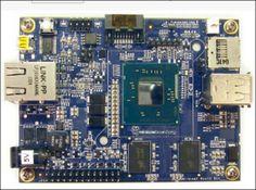 Intel Minnow Board Max - Raspberry Pi alternative