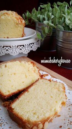 MiMi Bakery House: Almond Butter Cake [08 Apr 2015]