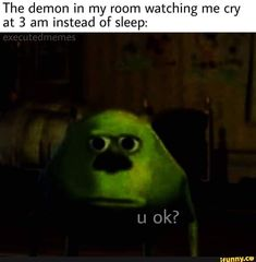 Funny Monsters Inc Memes 30 Ideas On Pinterest In 2020 Memes Funny Funny Monsters