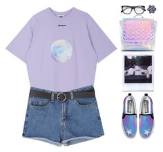Moonstone by doga1 on Polyvore featuring polyvore, fashion, style, Marc Jacobs and clothing