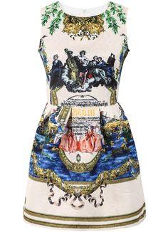Shop Apricot Sleeveless Vintage Tribal Print Dress online. Sheinside offers Apricot Sleeveless Vintage Tribal Print Dress & more to fit your fashionable needs. Free Shipping Worldwide!