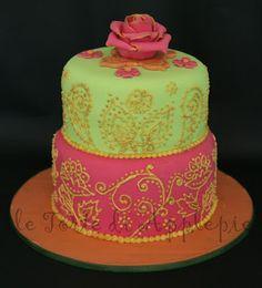 torta Bollywood- Bollywood cake