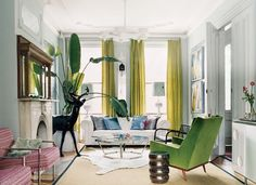 How To Cheer Up Your Home With Color Without Painting